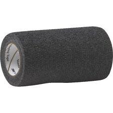 2 Pack 3M Vetrap 4 x 5 Yards Bandage 2 Rolls Black Vet Wrap VetWrap Horse tack