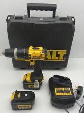 DeWalt DCD735L2 14.4V XR Li-Ion Compact Drill + Case 2 x 3Ah Batteries & Charger