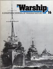 Warship Quarterly No 16 (Conway 1980 1st)