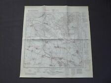 Landkarte Meßtischblatt 3867 Brodnica, Boreczek, Hochkirch, Chalawy, Posen 1940