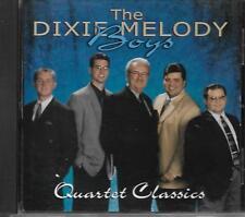 "THE DIXIE MELODY BOYS........""QUARTET CLASSICS""...........RARE HTF OOP GOSPEL CD"