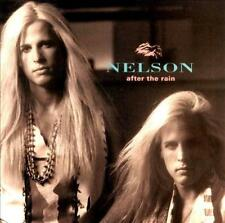 NELSON - After The Rain (CD 1990) USA First Edition EXC  OOP