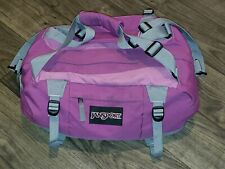 Jansport Duffel Travel Fuchsia Adjustable Long Shoulder Strap