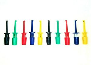 Fly Tying Clips Holders for Drying or Display, Packs of 10 or 25 Clips