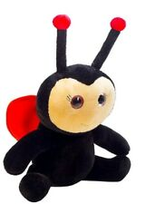 Wild Planet Orbys Large 29cm Ladybug Plush Cute Soft Toy