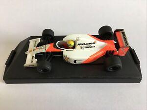 Tamiya Ayrton Senna McLaren MP4 6 Honda F1 1991 No.1 1:43. B11