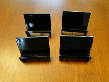 4 Trading Card Stands NEW