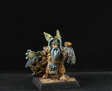 Painted Thorgram, Dwarf Warlord from Reaper Miniatures, D&D male character
