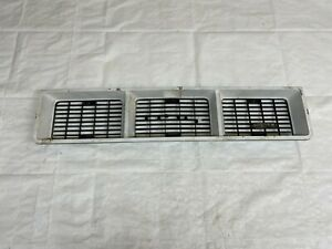 1973 1974 Square Body GMC Grill 350 Emblem Grille Front Trim Pickup Truck