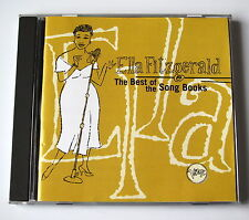 ELLA FITZGERALD . THE BEST OF THE SONG BOOKS . CD