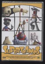 NEUF DVD SUPERTRAMPS SOUS BLISTER POUR FILM POUR TOUTE LA FAMILLE CHAT PIGEON