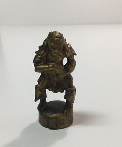 Lord of the Rings Fellowship Replacement Bronze Orc Rook Chess Parts Pieces