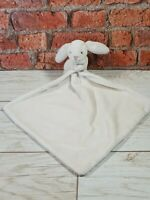 JellyCat White Cream Bashful Bunny Rabbit Soother Comforter Soft Toy Baby