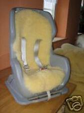 Lammfell Kindersitz Kinderwagen Buggy Wiege Auflage,35x80cm Öko-Gerbung