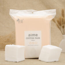 1000PCS Silk Thin Cotton Pads Makeup Remover Soft Non-woven Cleaning Face Wipes