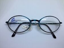 SAFILO TEAM 3916 occhiali da vista vintage metallo verde unisex oval glasses