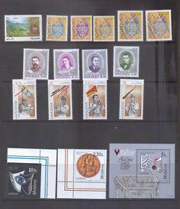 Moldova Unmounted Mint Collection