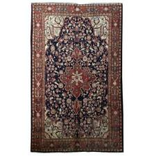 4x7 Authentic Hand-knotted Oriental Malayer Rug B-81650