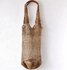 Allo Tote Bag, Himalayan Nettle Side Carry Bag, Net Shopping Bag HBG28