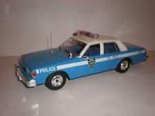 1/18 1985 Chevrolet Caprice NYPD  MCG Model Car Group / Diecast