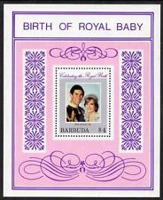 Barbuda Gomma integra, non linguellato 1981 SG616 Royal nascita