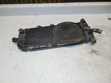 honda vt500c shadow 500 vt500 vt 500 radiator assembly cooling 85 1985