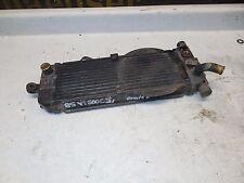 honda vt500c shadow 500 vt500 vt 500 radiator assembly cooling 85 1985