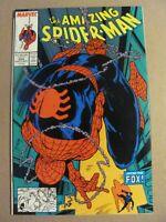 Amazing Spider-Man #304 Marvel 1963 Series Todd McFarlane 9.2 Near Mint-