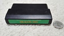 Texas Instruments TI-99 4A computer cartridge, Dragon Mix (black case)