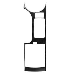 Karbonfaser Schalthebel Abdeckung Frame Rahmen passt für Nissan 350Z 2006-2009