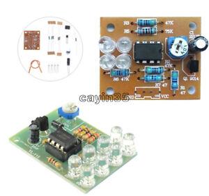 DIY Kits 12V LM358 Breathe Light Flashing Lamp Production Suite Electronic UK