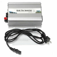 600W MPPT Grid Tie Inverter DC22-60V for 24V/30V/36V Solar Panle Micro Inverter