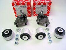 4 OEM Quality Front Wishbone Bushes & 2 Ball Joints  Audi TT Quattro & S3 2000>
