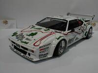 Minichamps 125802901 - BMW M1 Gr.4 1000 KM Nürburgring 1980 Stuck - Piquet 1:12