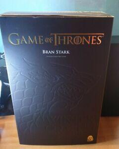 "GAME OF THRONES - Bran Stark Deluxe Version 1/6 Action Figure 12"" ThreeZero"