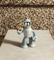 Sci-Fi Classics FUNKO Mystery Mini BENDER Vinyl Figure Futurama Series 2 Cartoon