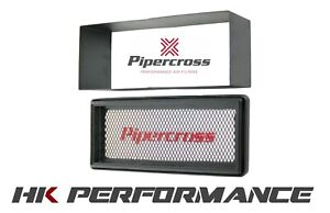 Pipercross - Luftfilter - oelfrei - BMW - X3 (F25) - 30dX - 258 PS - 05/11-10/17