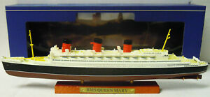 """RMS """" Queen Mary """", Atlas , 1:1250, Finshed Model, New"""