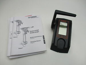 1918-00 TORQEEDO Remote Throttle Control for Travel, Ultralight & Cruise Models