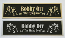 Bobby Orr Nameplate for signed hockey jersey photo puck or other item