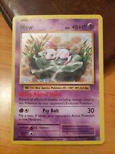 Mew 53/108 Evolutions - Pokemon Card Near Mint Holo Rare
