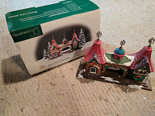 "Dept 56, ""Welcome To Elf Land Gateway Entrance"" NEW  Elf Land North Pole"