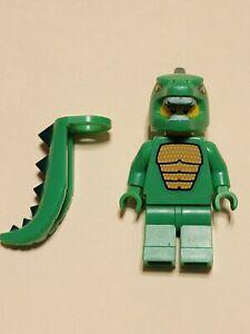 LEGO 8805 LIZARD MAN Minifigure Series 5
