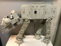 STAR WARS AT AT ALL TERRAIN ARMORED TRANSPORT LUCAS FILMS 1997