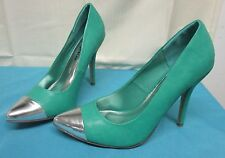Styluxe Womens Ricola Pointed Toe Stiletto Pumps