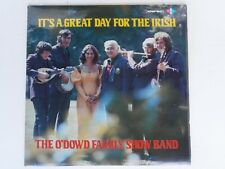 The O'Dowd Family Show Band - Scarce OZ Signed LP