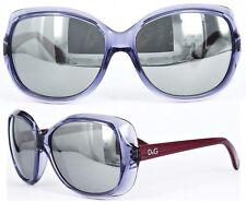 DOLCE&GABBANA Sonnenbrille/ Sunglasses D&G8075 1910/6G 58[]16 Nonval  / 166 (80)