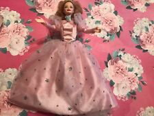 BARBIE WIZARD OF OZ GLINDA THE GOOD WITCH TALKING  DOLL
