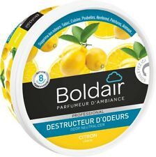 Destructeur d'odeur Boldair - Citron - 300 g