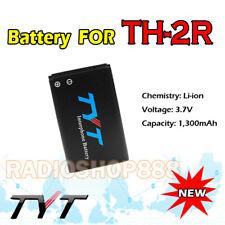 TYT Original Li-ion battery 1300mah for TH-2R